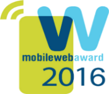 Mobile web award 2016