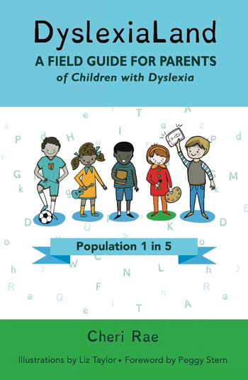 DyslexiaLand Book Cover