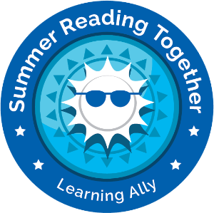 Summer Reading Together Logo