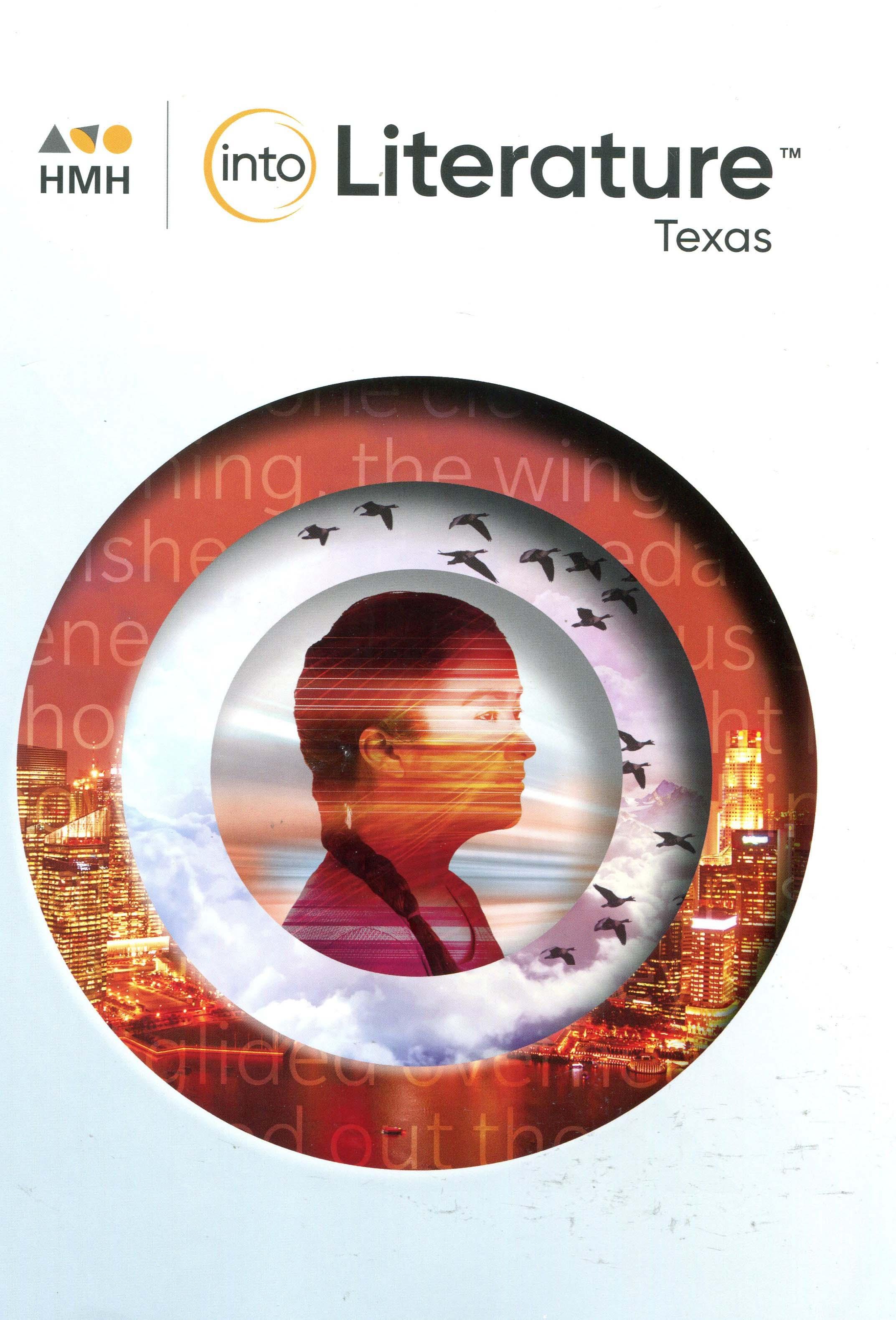 Texas Houghton Mifflin Harcourt Into Literature Grade 7