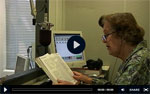 ABC-7 News San Francisco: Volunteer Voices for book Record-A-Thon