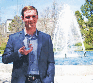Oregon Tech Student Gains National Honor