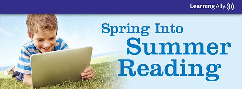 Spring Into Summer Reading