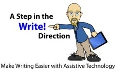 A Step in the Write! Direction assistive technology webinar