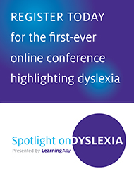 Spotlight on Dyslexia