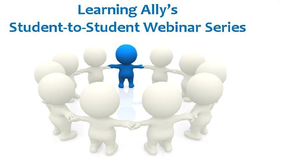 Student-to-Student Webinar: Exploring Self-Advocacy