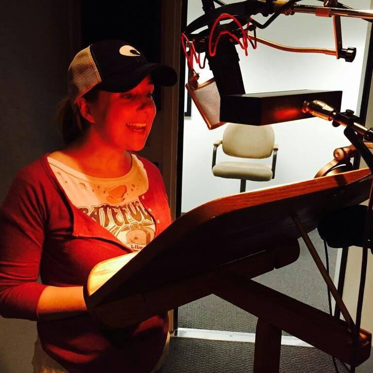 Professional Voice Actors Volunteer for Learning Ally