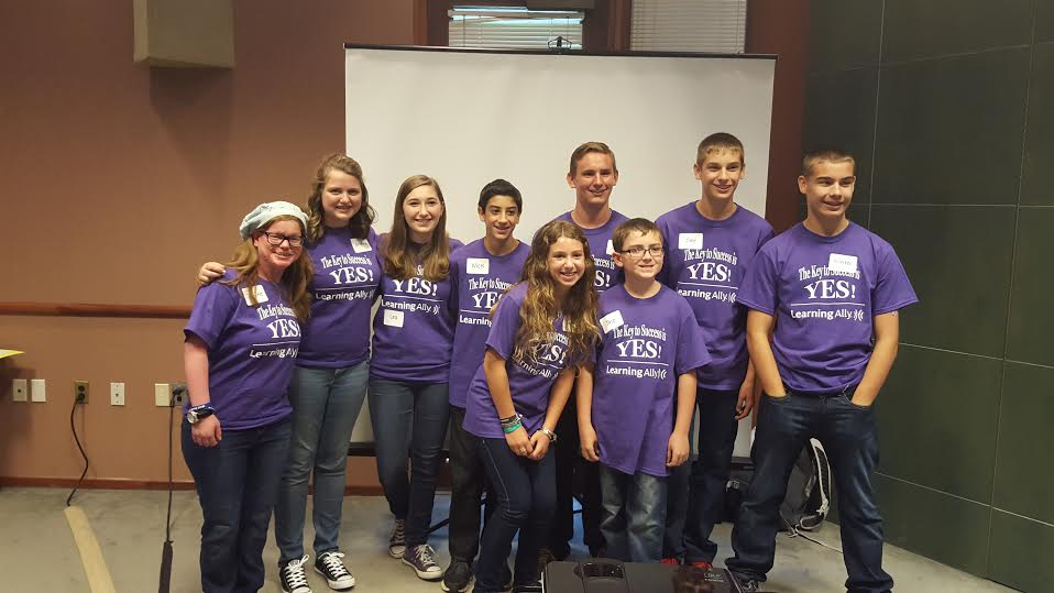 YES! (Youth Examples of Self Advocacy) Student-Driven Dyslexia Program kicks off in Massachusetts
