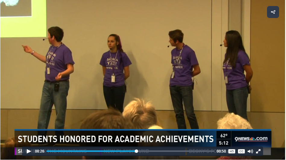 Students with Learning Disabilities Honored for Academic Achievements