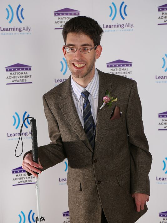 Learning Ally Link: Metuchen, New Jersey Student Wins National Achievement Award