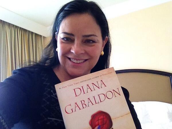 Best Selling Outlander Author, Diana Gabaldon, Was a Volunteer Reader for Learning Ally