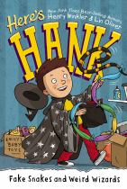 Here's Hank Book Cover