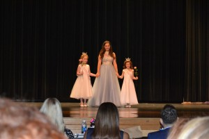 Victoria at Miss America Teen