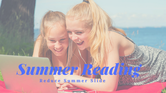 A Plan to Battle the Summer Slide for Struggling Readers