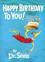 Happy Birthday Dr. Seuss! Audiobook Recommendations