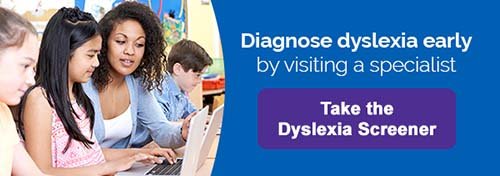 Take dyslexia screener