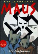 Maus Graphic Novel - Audiobook recording