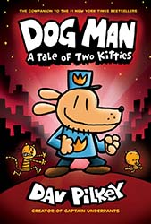 Dog Man: A Tale of Two Kitties Audiobook
