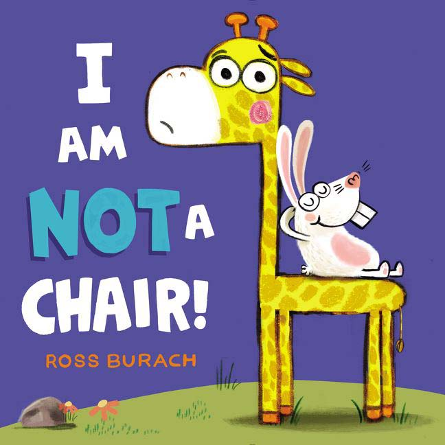 I Am Not A Chair! Audiobook