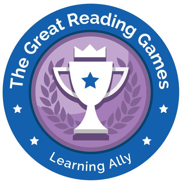 Great Reading Games logo