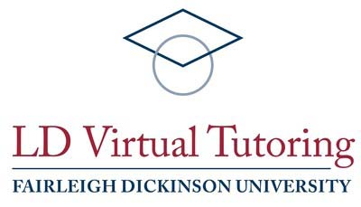 FDU LD Virtual Tutoring logo