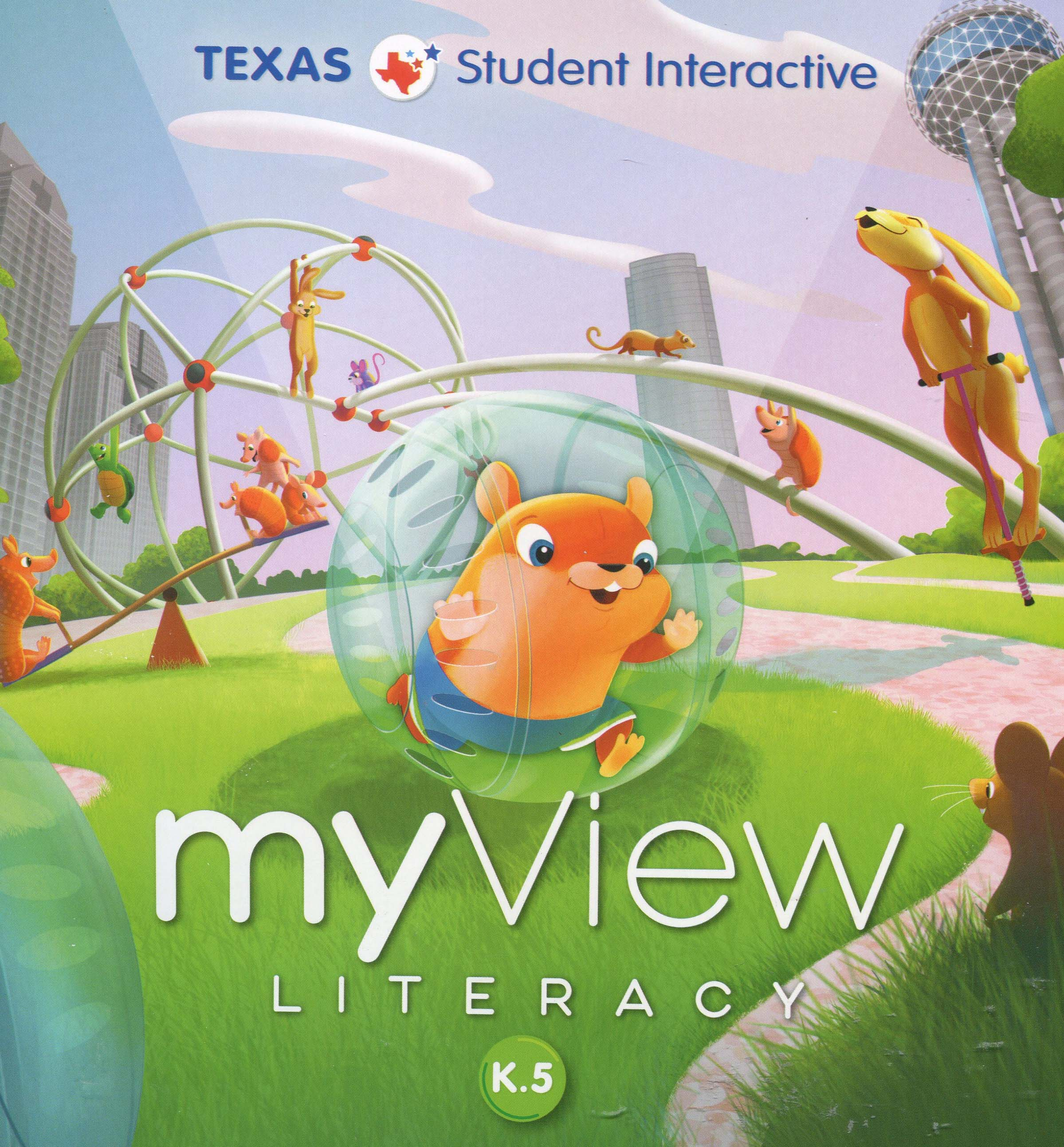 Texas myView Literacy: Grade K, Level 5