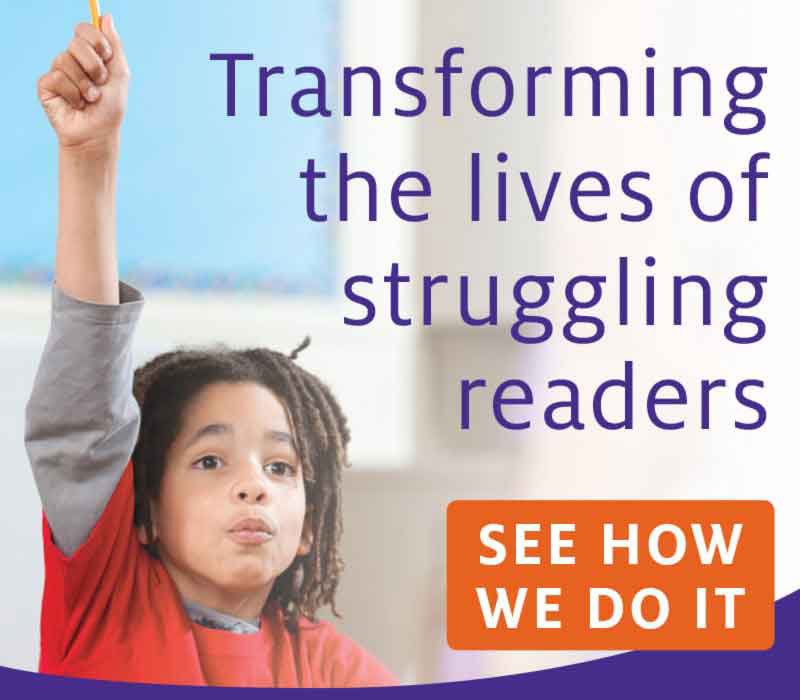 Learning Ally: Transforming Struggling Readers Into Empowered Learners. See how we do it.