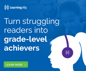 Turn Struggling Readers into grade-level achievers. Learn more. Image is a silhouette of a girl with headphones