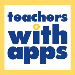 teachers with apps logo