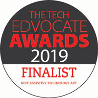 Tech Edvocate Finalist for Best AT App