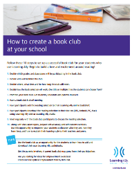 book club guide